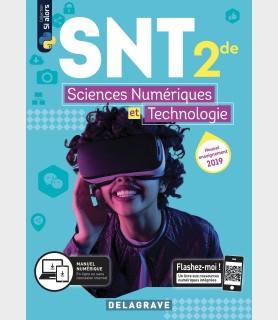 SNT Sciences numériques et...